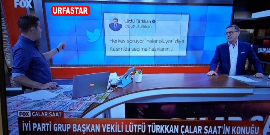 İYİ Partili Türkkan'dan çarpıcı açıklamalar