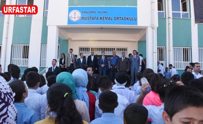 Başkan Bayık; Hilvan'da eğitim seviyesi her geçen gün artıyor