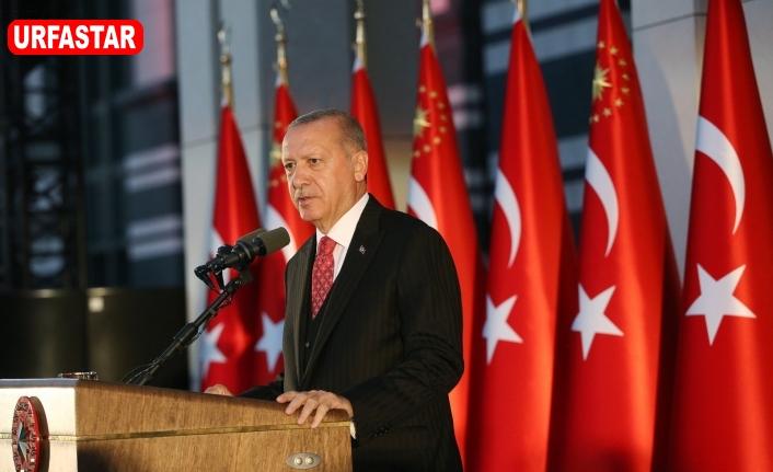 Erdoğan'dan 4 Eylül mesajı