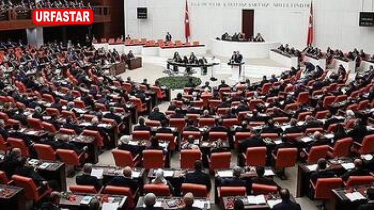 10 maddelik yargı meclisten geçti