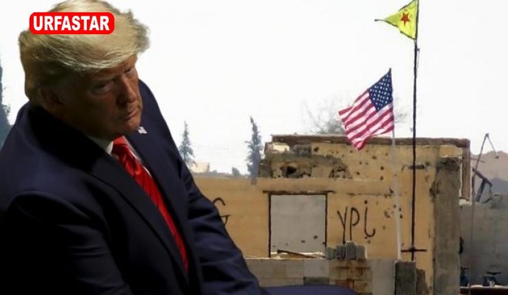 ABD PKK-YPG'yi çöp kağıdı gibi kullanıyor!