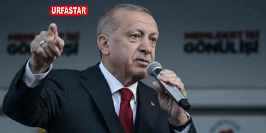 Erdoğan ''Arzu Eden Gitsin''