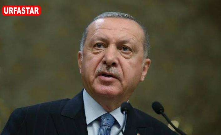 Erdoğan'dan ilk açıklama...