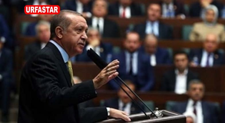Erdoğan  ''Maaşlarınız Helal Değildir'' Vekilleri Uyardı