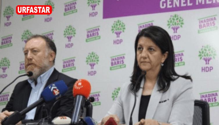 HDP'lİ İki Vekile Soruşturma Başlatıldı