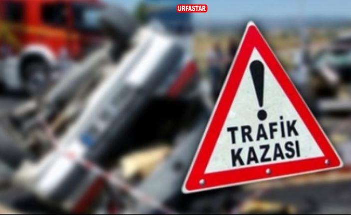 Şanlıurfa Otoyolunda Kaza 1 Ölü 17 Yaralı
