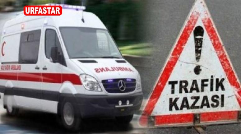 Suruç Ve Birecik Yolunda Kaza 1 Ölü 7 Yaralı