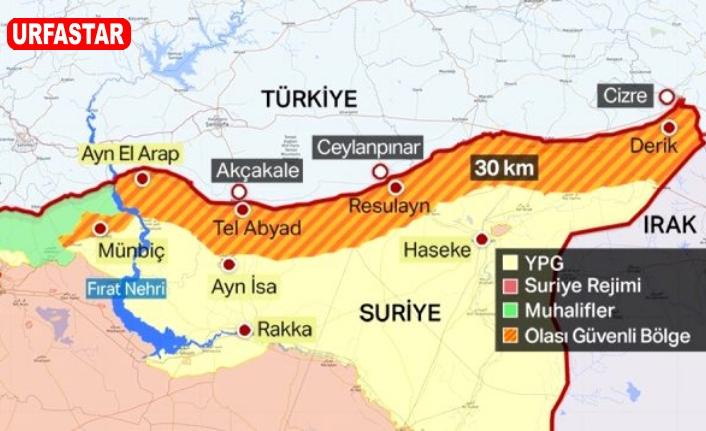 Tel Abyad'ta flaş gelişme!