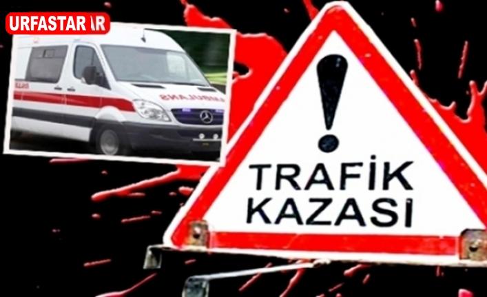 Trafik Kazası 2 Ölü 4 Yaralı