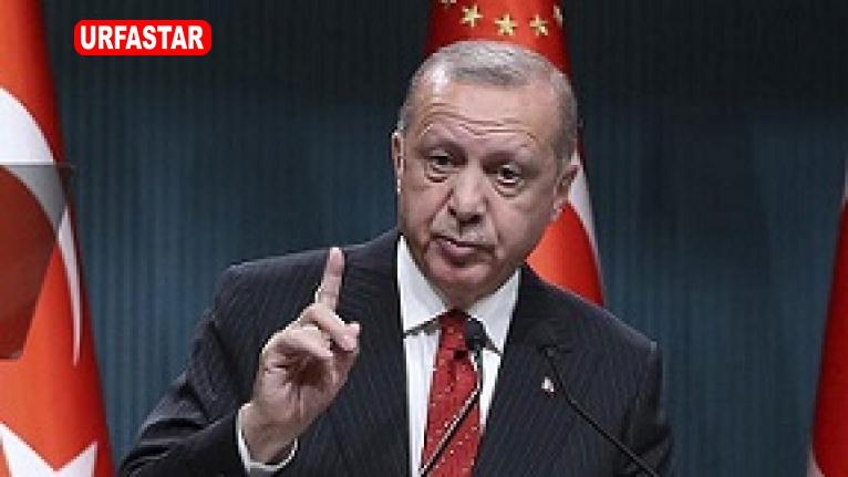 Erdoğan'dan alevi evlerinin işaretlenmesine sert tepki