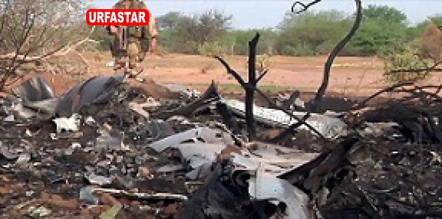 Operasyonda helikopter düştü 13 asker hayatını kayıpetti