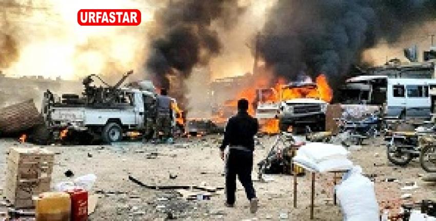 Teröristler yine sivilleri hedef aldılar çok sayıda ölü ve yaralılar var