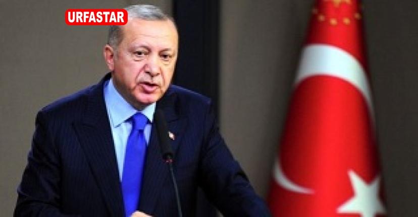 Cumhurbaşkanı Erdoğan'dan flaş Simit Sarayı çıkışı