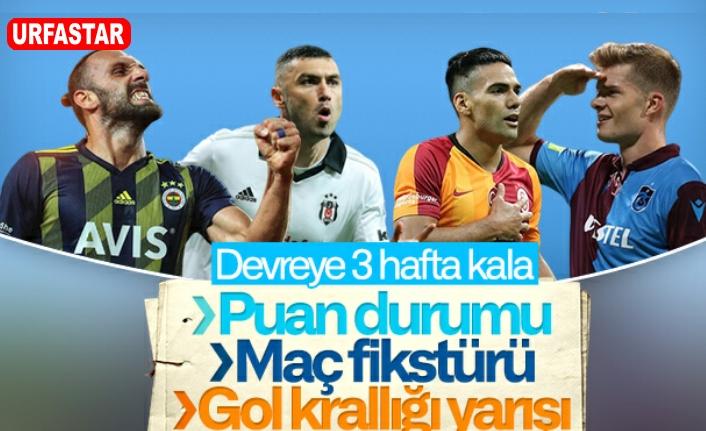 Süper Ligde son durum...