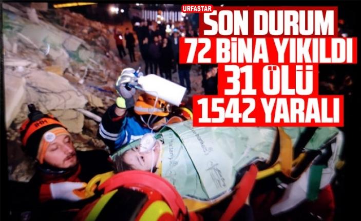 Elazığ'da son durum..