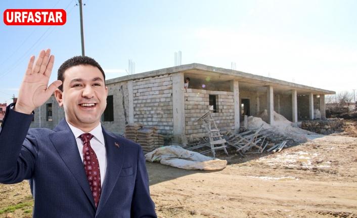 Harran'da kültür evleri yenileniyor
