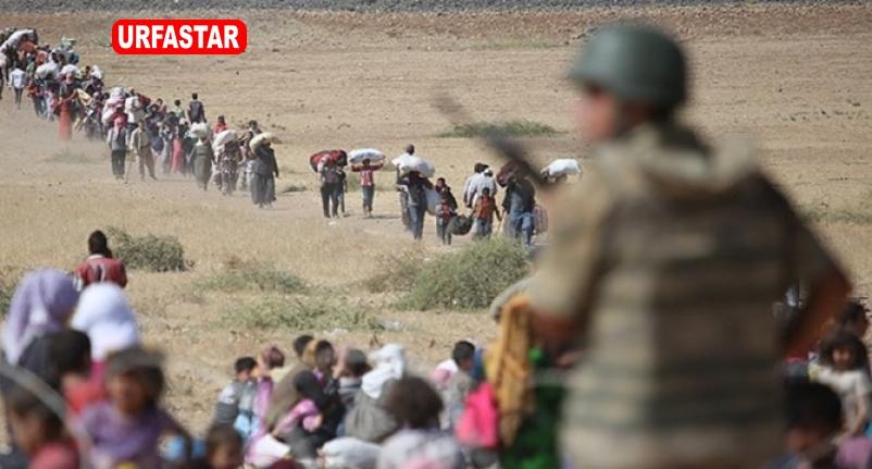 İki günde 20 bin Suriyeli daha Türkiye sınırına dayandı!