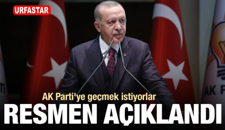 Rozetleri Erdoğan takacak