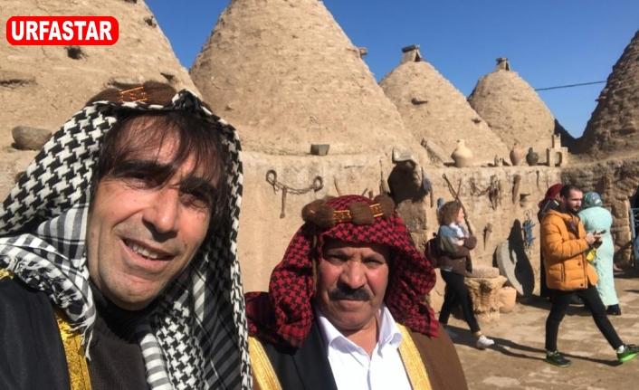 Tatil Harran'a yaradı