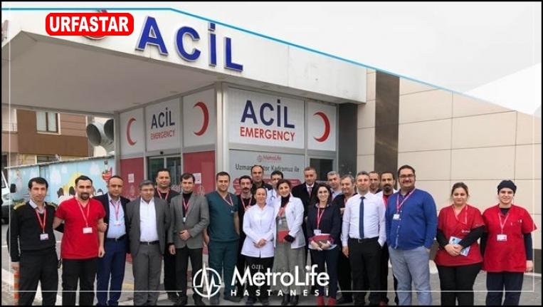 Metrolife Hastanesi A Kalite ünvanını aldı