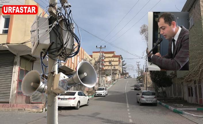 Bozova Sokaklarında sessizlik hakim