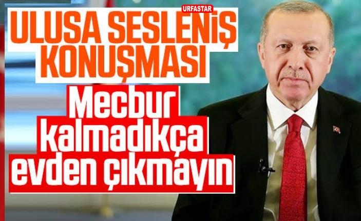 Erdoğan ulusa seslendi ve tarih verdi...