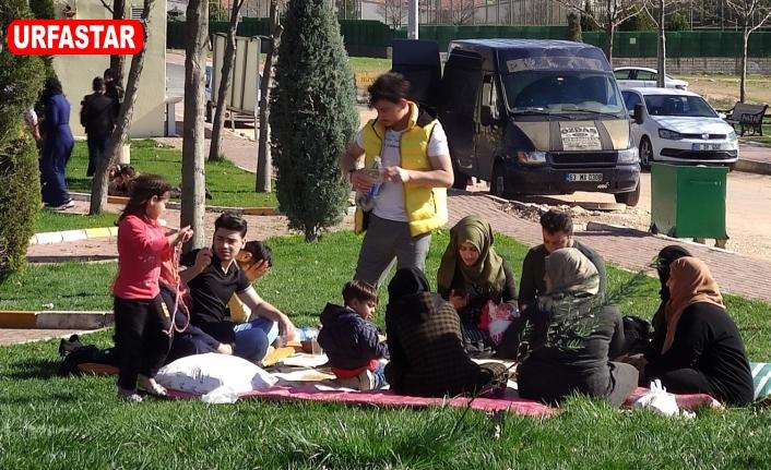 Suriyeliler yasak dinlemiyor