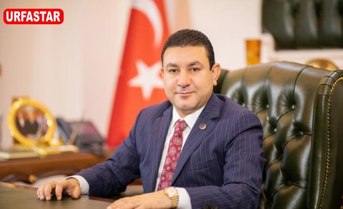 Başkan Özyavuz'dan 23 Nisan Mesajı