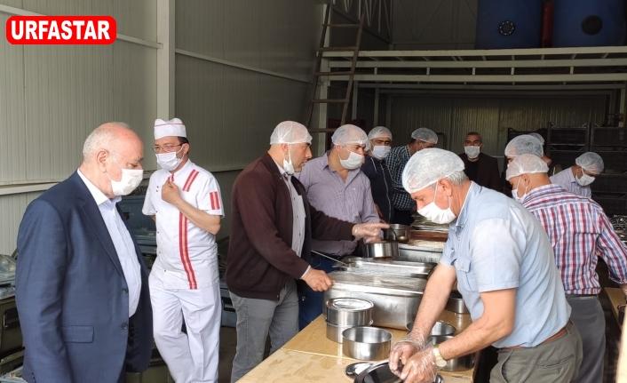 Mirkelam'dan 3 bin aileye iftar yemeği...