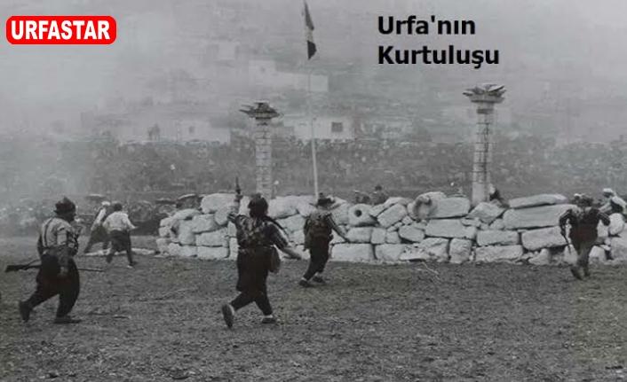 Urfa'nın 100. yıl kurtuluş programı belli oldu