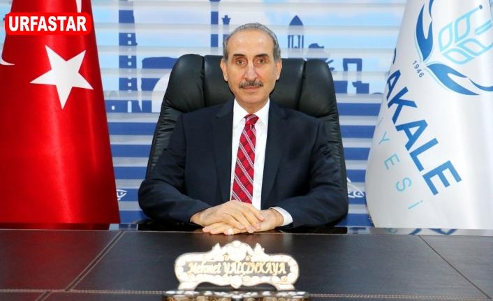 Başkan Yalçınkaya'dan kutlama