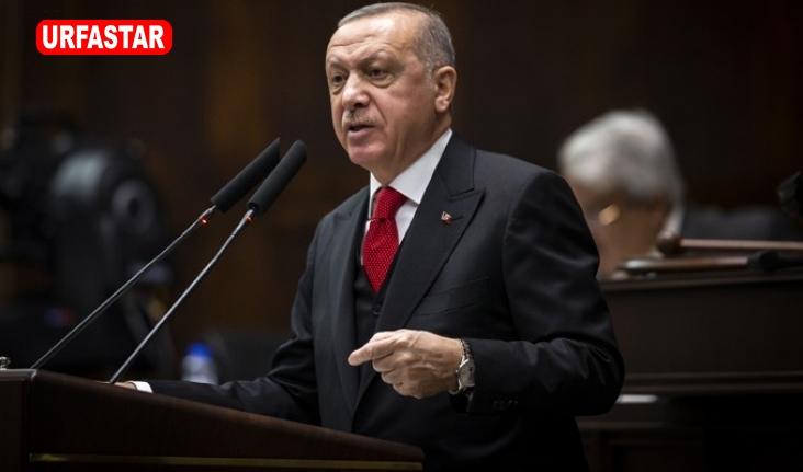 Cumhurbaşkanı Erdoğan'dan çok sert açıklama