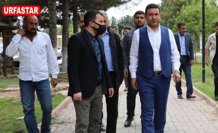 Özyavuz, Harran'daki Değişimin Mimarı Oldu