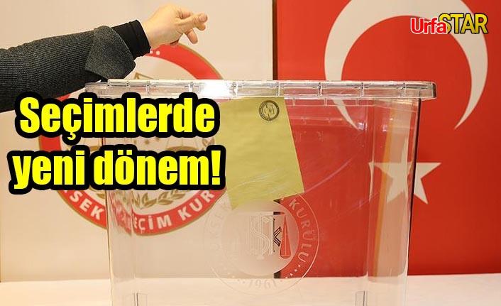 AK Parti düğmeye bastı