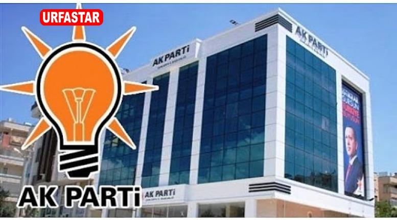 AK Parti Urfa kongresinin yapılacağı tarih belli oldu