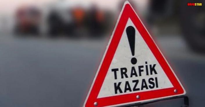 Birecik'te trafik kazası