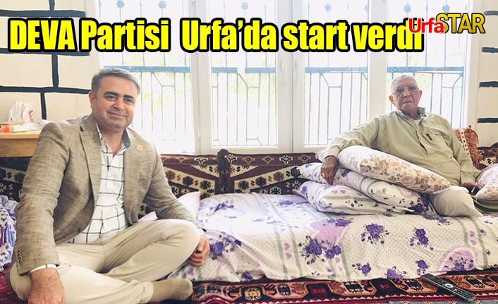 Tüysüz, ilk ziyaretini Özyavuz'a yaptı