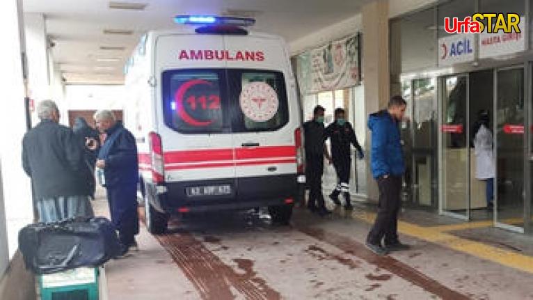Urfa'da tehlike giderek artıyor