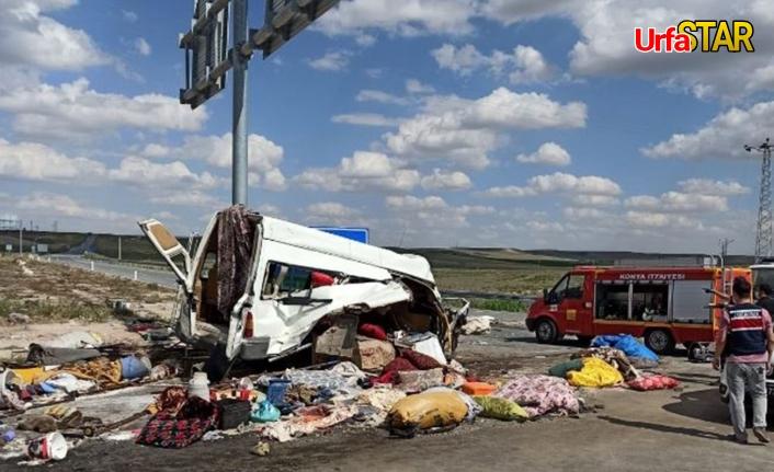 Urfalı 7 kişinin öldüğü kazada flaş gelişme...