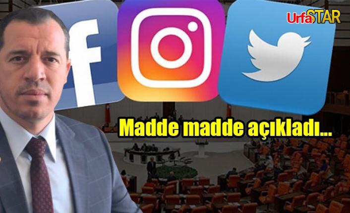 Özşavlı'dan flaş sosyal medya açıklaması…