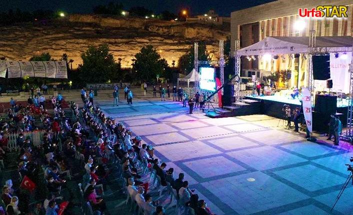 Urfa'da 15 Temmuz Zaferi kutlanıyor