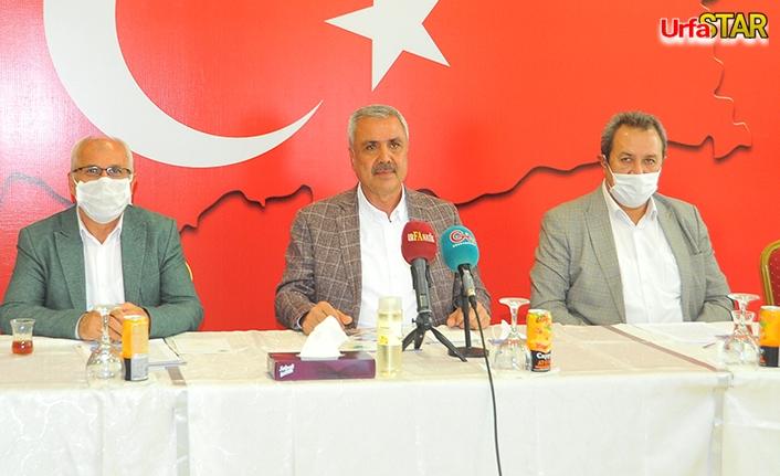 Urfalı STK'lardan vekillere ortak çağrı...