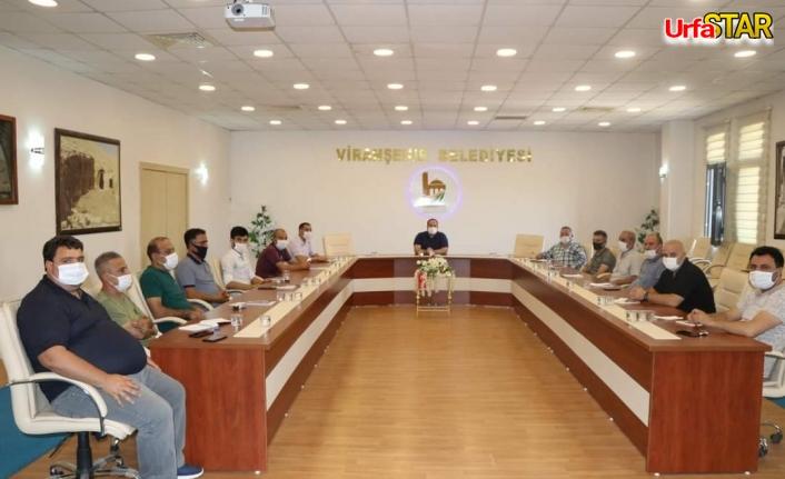 Urfa'da sporu destekleyen bir Başkan var