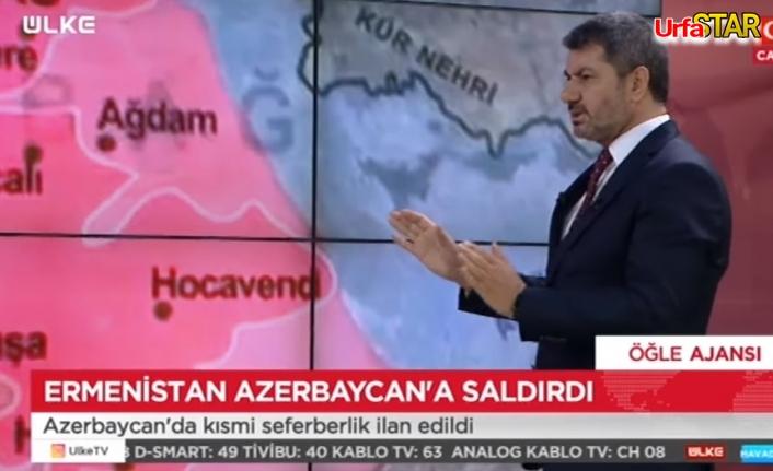 Büyükfırat, Azerbaycan'da yaşanan olayları anlattı