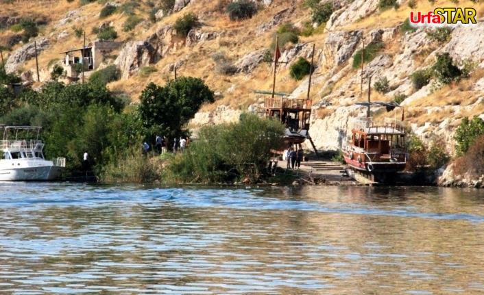 Halfeti'de batan teknenin nedeni belli oldu