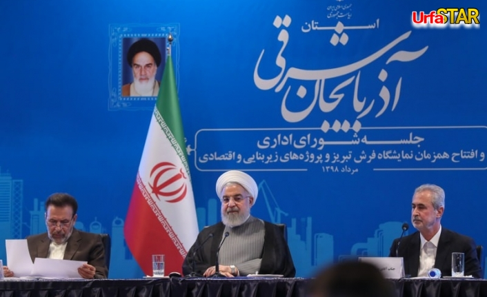 İran batıyor