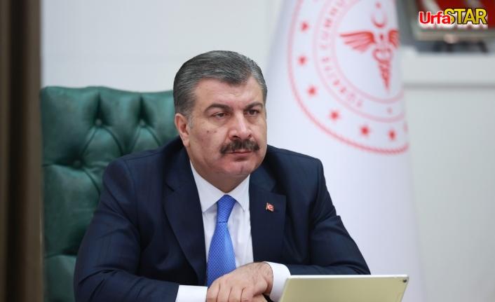 Koca'dan Urfa Şehir Hastanesi ile ilgili flaş açıklama...