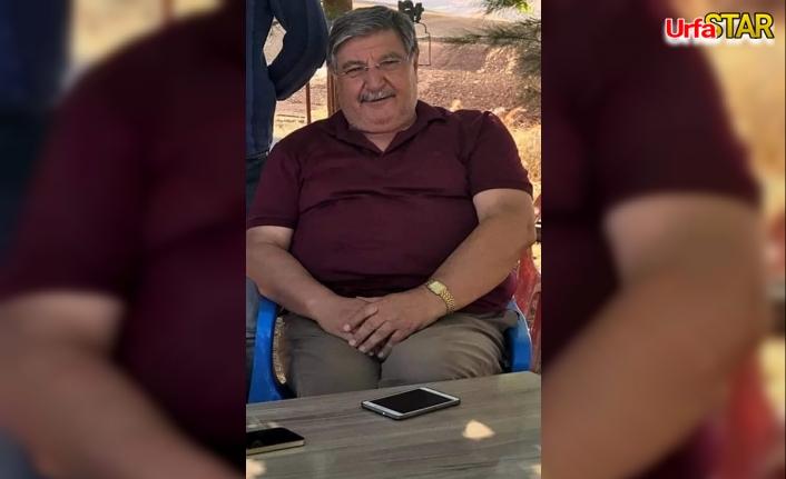 Urfa'da eski müdür koronadan öldü