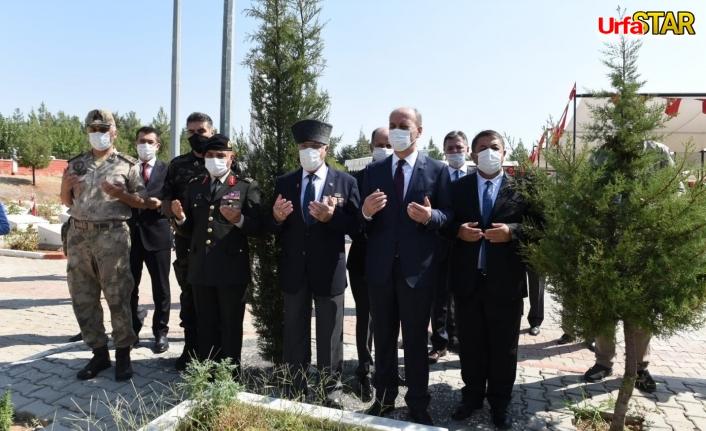 Urfa'da Gaziler Günü kutlandı