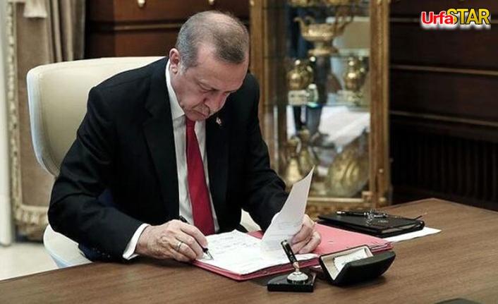 Adalet Bakanlığı'na flaş atama! Erdoğan imzaladı